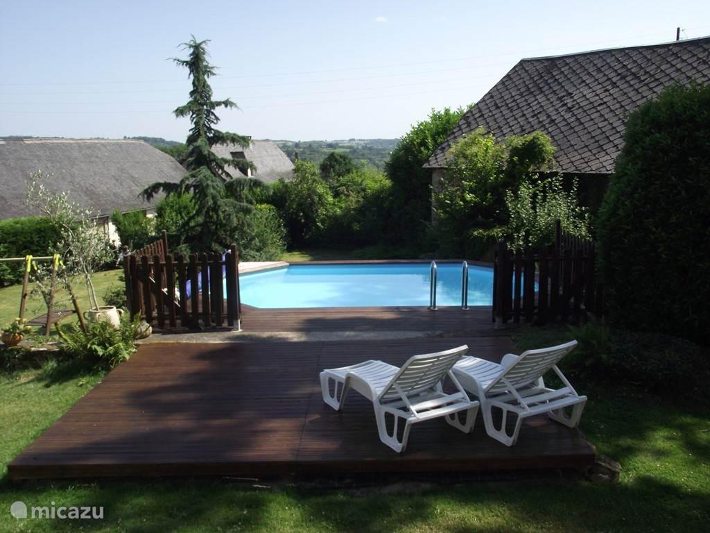 Vakantiehuis Frankrijk, Corrèze, Orgnac-sur-Vézère Vakantiehuis Le Monteil 1, Limousin