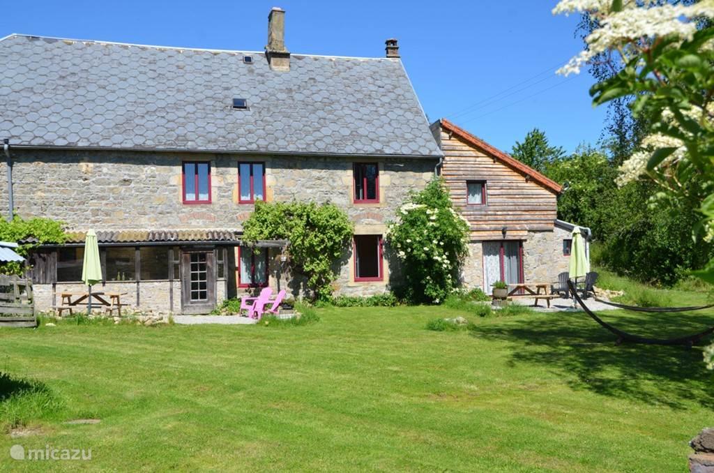 Vakantiehuis Frankrijk, Auvergne, Saint-Gervais-d'Auvergne - gîte / cottage Gite le Marron
