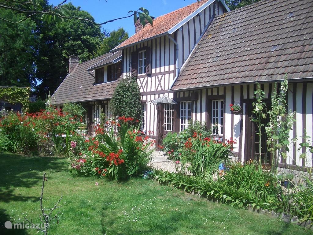 Vakantiehuis Frankrijk, Normandië, La Chapelle-sur-Dun Gîte / Cottage Le Cerisier