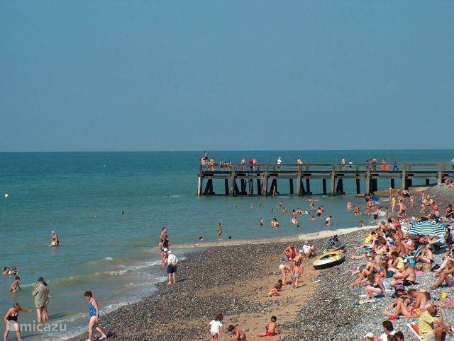 Strand op 3 km