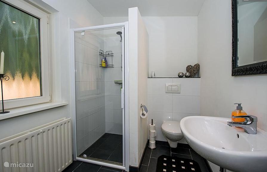 Badkamer (met wasmachine en droger)