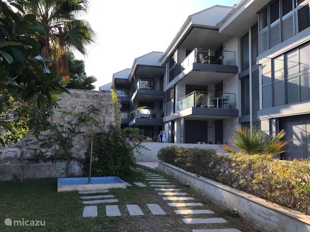 Vakantiehuis Spanje, Costa Blanca, Javea appartement Appartement Guillermo