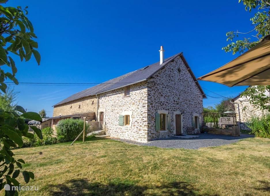 Vakantiehuis Frankrijk, Limousin, Vigeois - gîte / cottage Les Vieilles Poutres