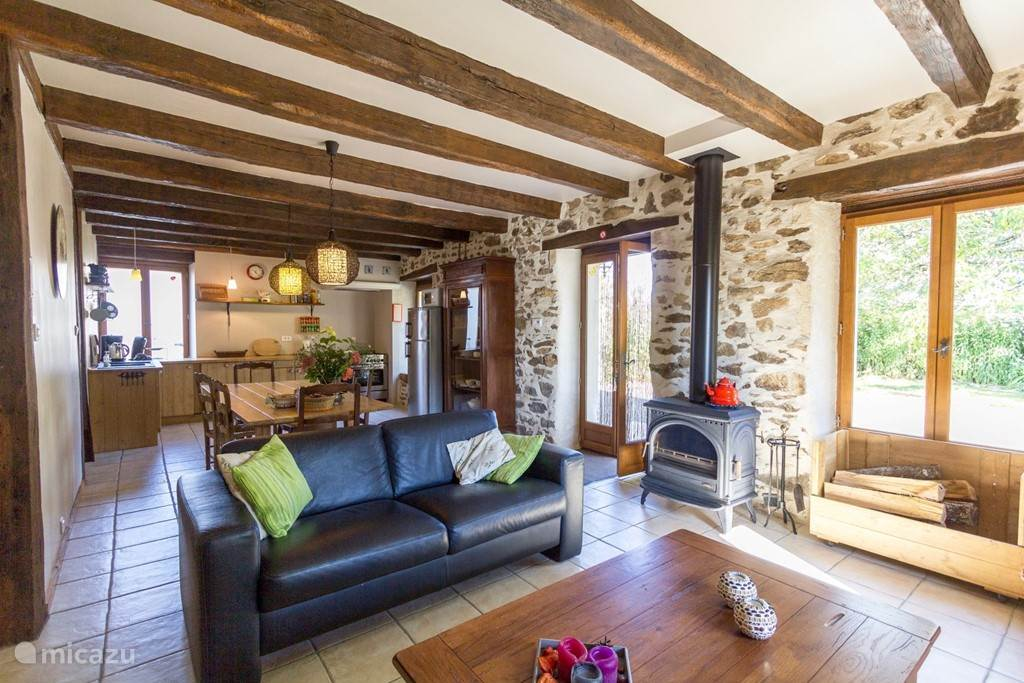 Vakantiehuis Frankrijk, Limousin, Vigeois Gîte / Cottage La Valade 17