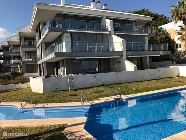 Vakantiehuis Spanje, Costa Blanca, Javea appartement Appartement Mediterraneo