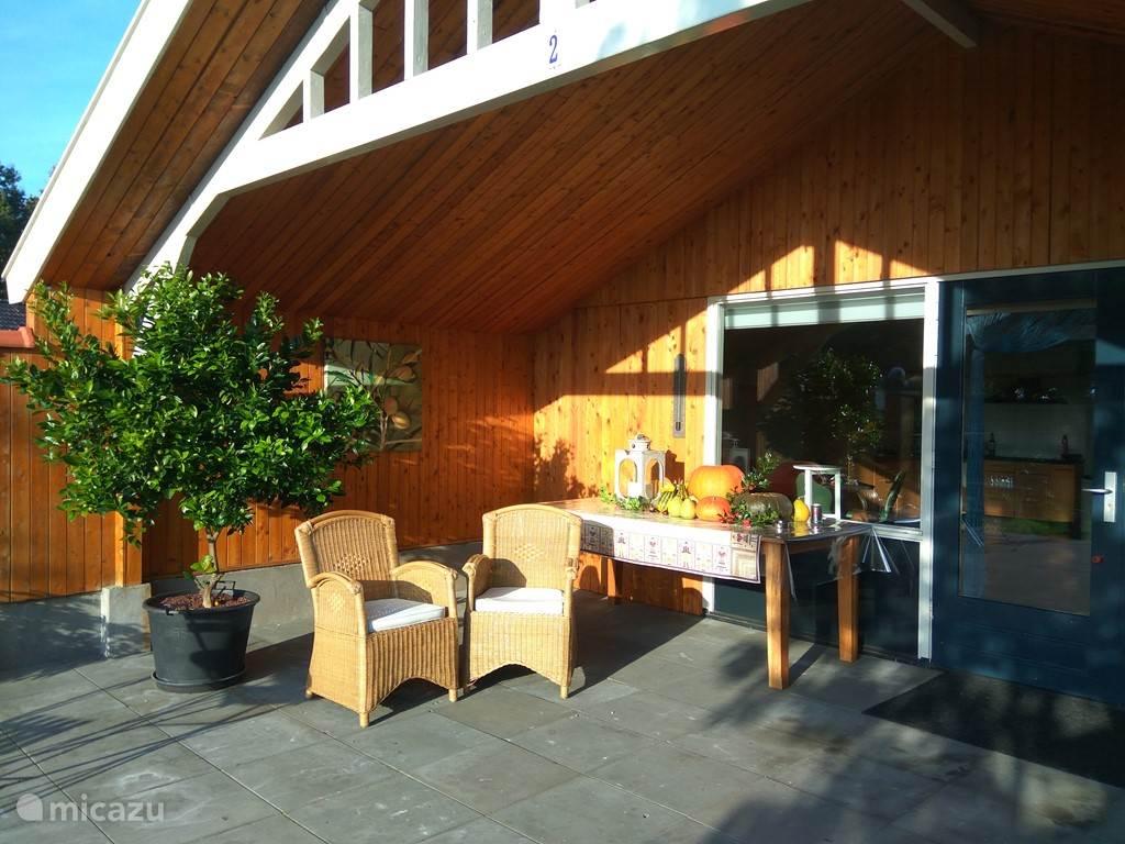 Vakantiehuis Nederland, Noord-Brabant, Volkel Vakantiehuis Gastenwoning 'Het Biggetje'