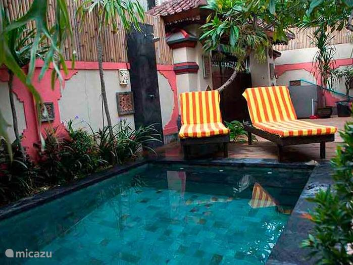 Vacation rental Indonesia – villa Villa Belanda in the center