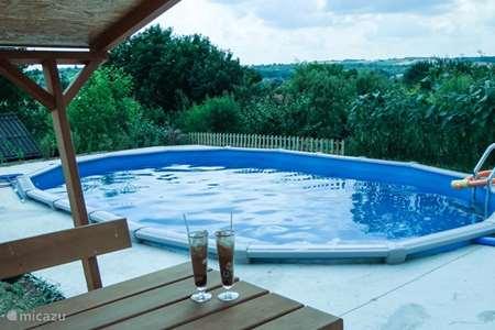 Vakantiehuis Hongarije – vakantiehuis Az Almafa 2