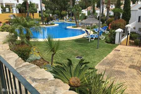 Vakantiehuis Spanje, Costa del Sol, Marbella appartement Casa di Tony 4 +1 -all in rental-