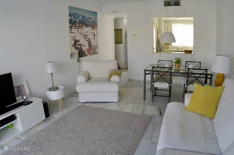 Vakantiehuis Spanje, Costa del Sol, Marbella Appartement Casa di Tony 5 +1 -all in huurprijs-