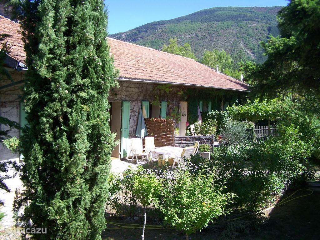 Vacation rental France, Drôme – holiday house L'Ermitage de la Mûre