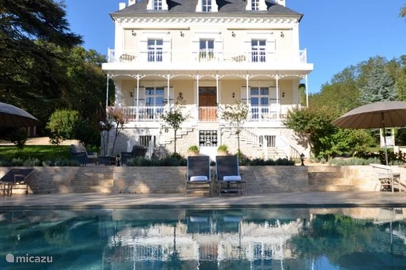 Vakantiehuis Frankrijk, Dordogne, Auriac-du-Périgord Villa Lalande-Laborie