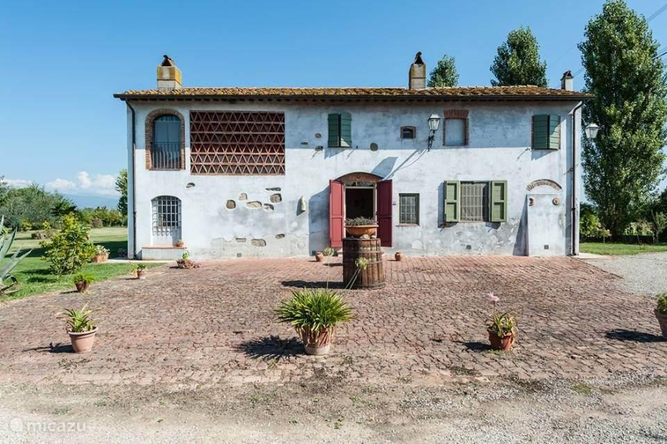 Vakantiehuis Italië, Toscane, Orentano Vakantiehuis Casale Dai Nonni