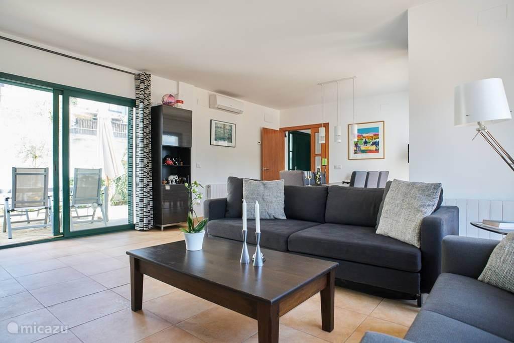 Vakantiehuis Spanje, Costa Dorada, Olivella Geschakelde woning Casa de Sitges