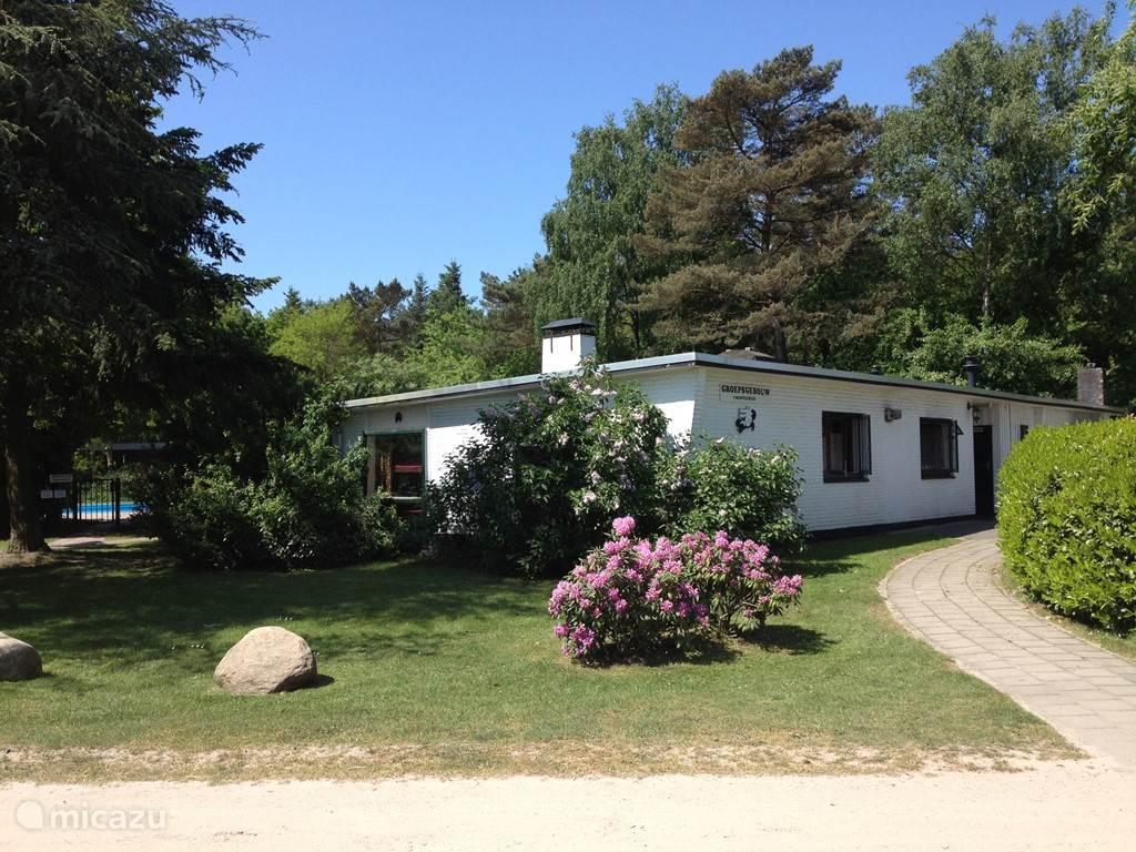 Vakantiehuis Nederland, Gelderland, Nunspeet bungalow Mantelhuis