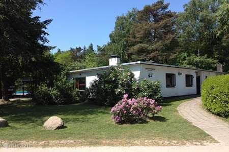Vacation rental Netherlands, Gelderland, Nunspeet bungalow Mantel House