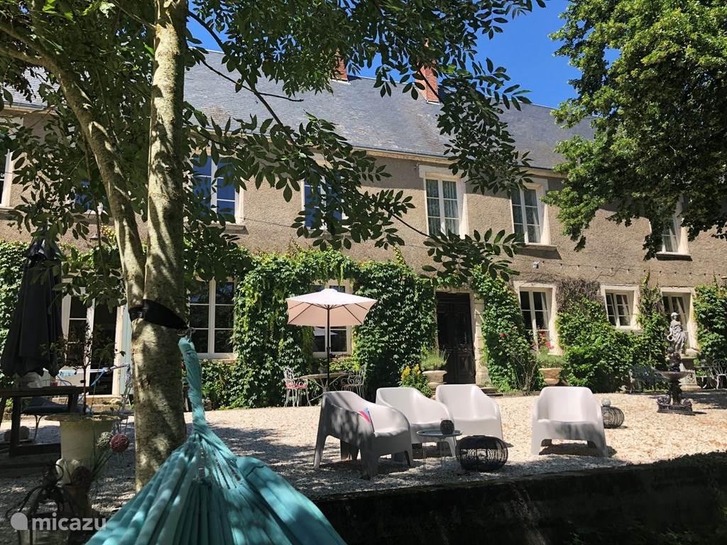 Vakantiehuis Frankrijk, Nièvre, Alligny-Cosne Gîte / Cottage Domaine d'Alligny 'Joie de Vivre'