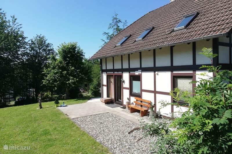Vacation rental Germany, Sauerland, Frankenau Holiday house Sauerland Frankenau Kellerwald 2-4P