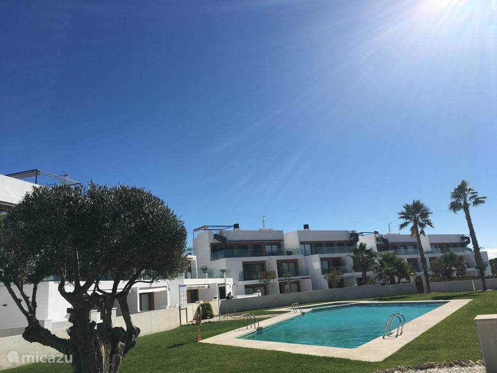 Vakantiehuis Spanje, Costa Blanca, Villamartin - appartement Casa Pinto