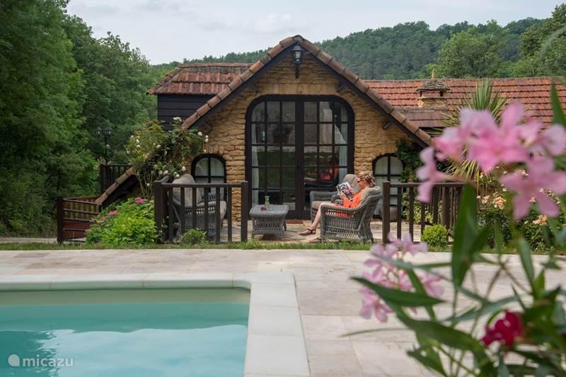 Vakantiehuis Frankrijk, Dordogne, Auriac-du-Périgord Boerderij Le Coustal