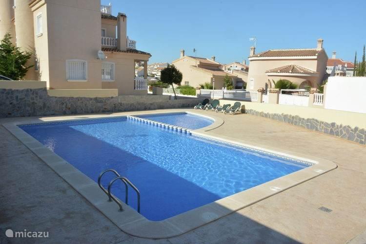 Vakantiehuis Spanje, Costa Blanca, Rojales geschakelde woning Casa Pedriza