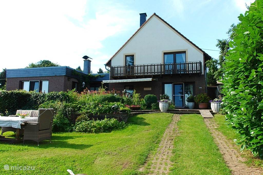 Vacation rental Germany, Eifel, Salm villa Villa Salm