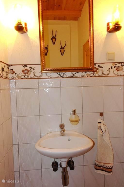 Gasten toilet