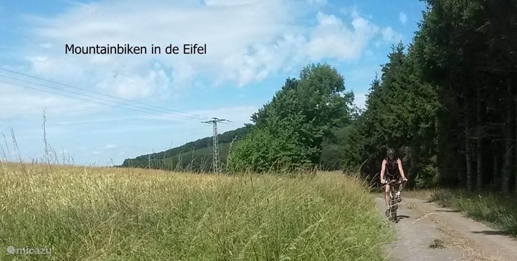 Vele Mountainbike routes