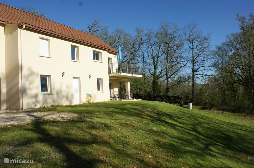 Vacation rental France, Lot, Salviac holiday house Domaine Les Plantades
