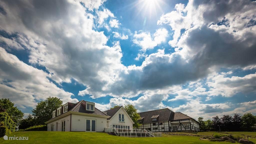 Vakantiehuis Nederland, Limburg, Slenaken boerderij Smockelaer Villa Schweiberg