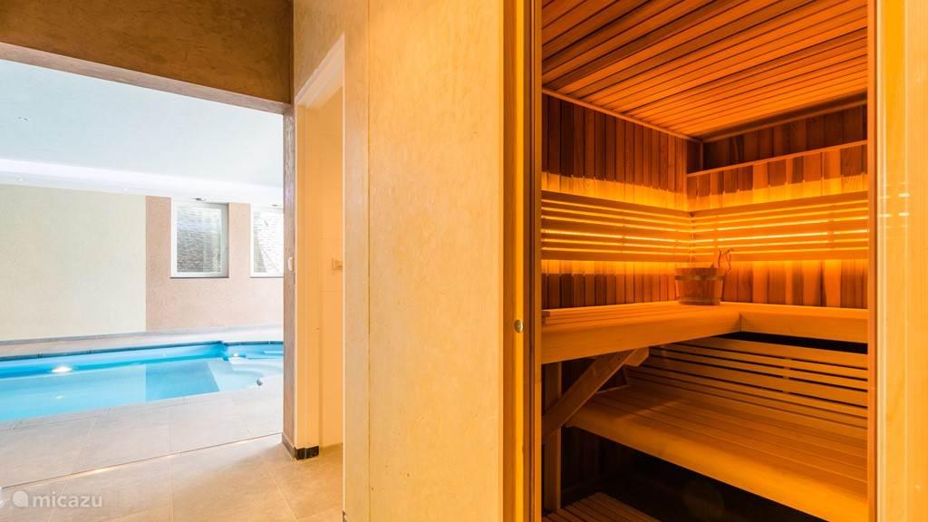 Vakantiehuis Nederland, Limburg, Slenaken Boerderij Smockelaer Villa Schweiberg +Zwembad