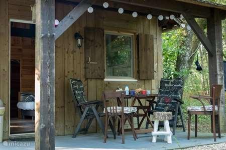 Vacation rental France, Dordogne, Rouffignac cabin / lodge Les Cabanes de Rouffignac