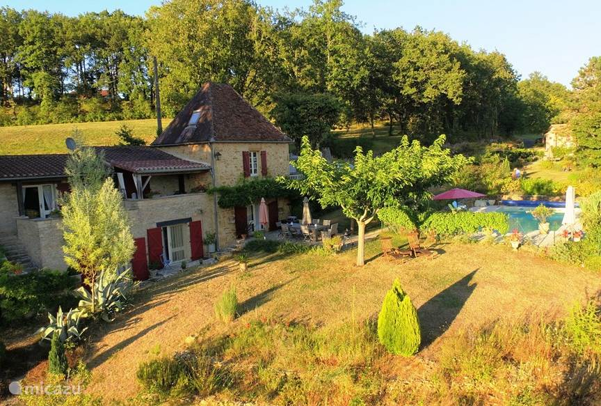 Vakantiehuis Frankrijk, Lot, Goujounac Villa Vigne de Montagne
