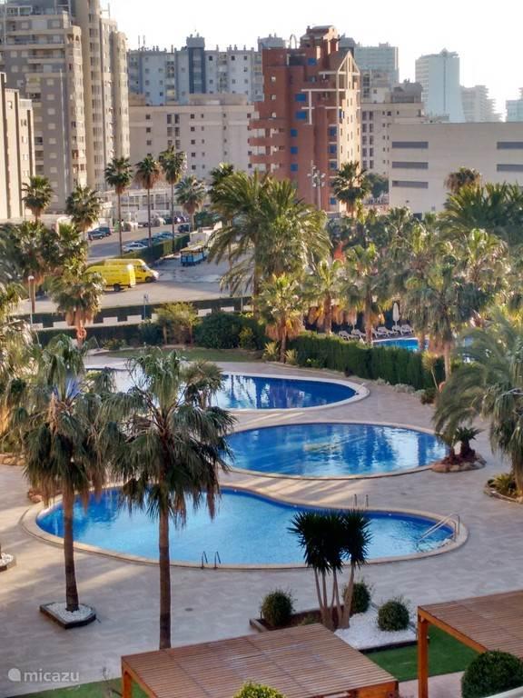 Vakantiehuis Spanje, Costa Blanca, Calpe Appartement Coral beach