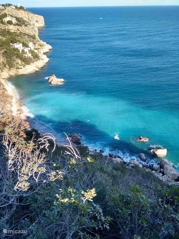 het zuivere water van de costa blanca