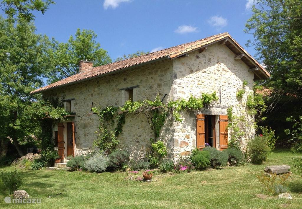 Vakantiehuis Frankrijk, Dordogne – vakantiehuis La Petite Maison