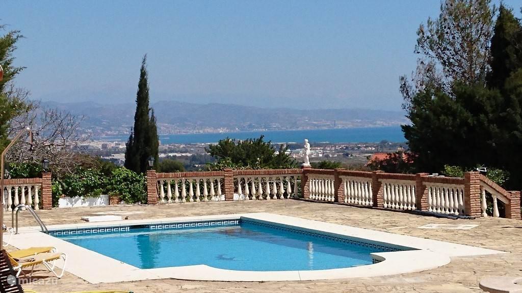 Ferienwohnung Spanien, Costa Del Sol, Malaga Villa Villa Mit Meerblick Und  Privatem Pool ...