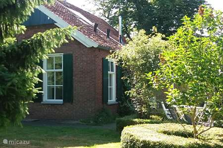 Vakantiehuis Nederland, Gelderland, Winterswijk appartement Klein Ni'jenhoes, App. De Opkamer