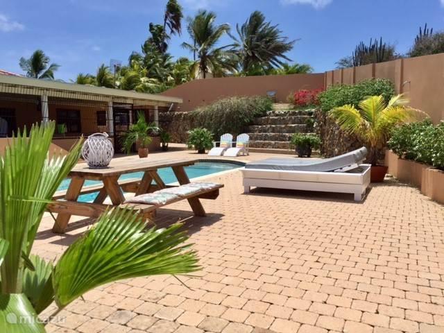 Vakantiehuis Curaçao, Banda Ariba (oost), Jan Sofat Appartement Appartement Jan Sofat