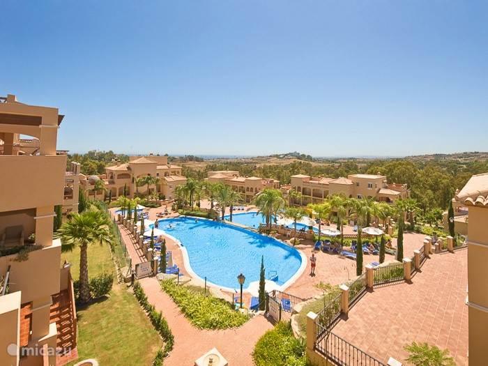 Vakantiehuis Spanje, Costa del Sol, Estepona appartement Marques de Atalaya