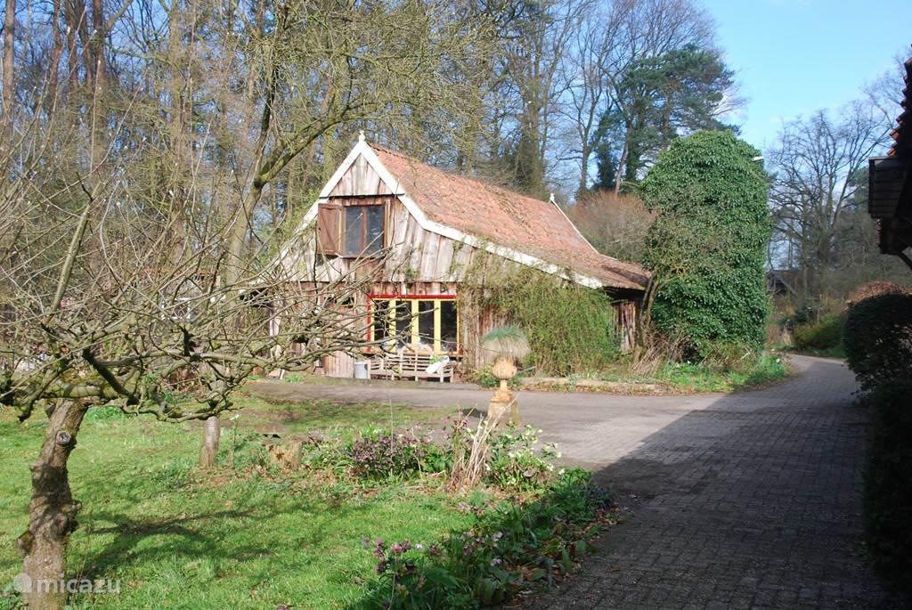 Vakantiehuis Nederland, Overijssel – vakantiehuis De Hagmolenbeek Boekelo