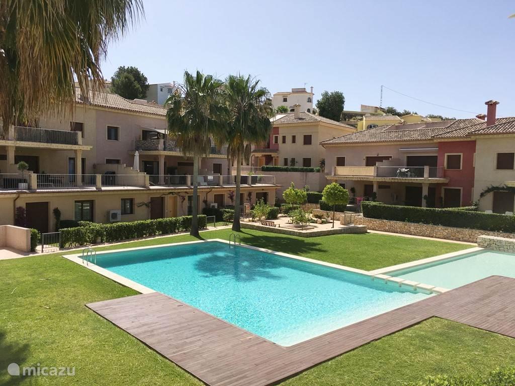 Vakantiehuis Spanje, Costa Blanca, Moraira Appartement Casa Montemar