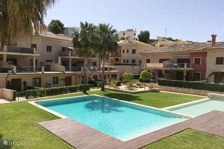 Vakantiehuis Spanje, Costa Blanca, Benissa - appartement Casa Montemar