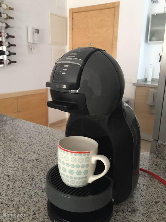 Een lekker kopje koffie!