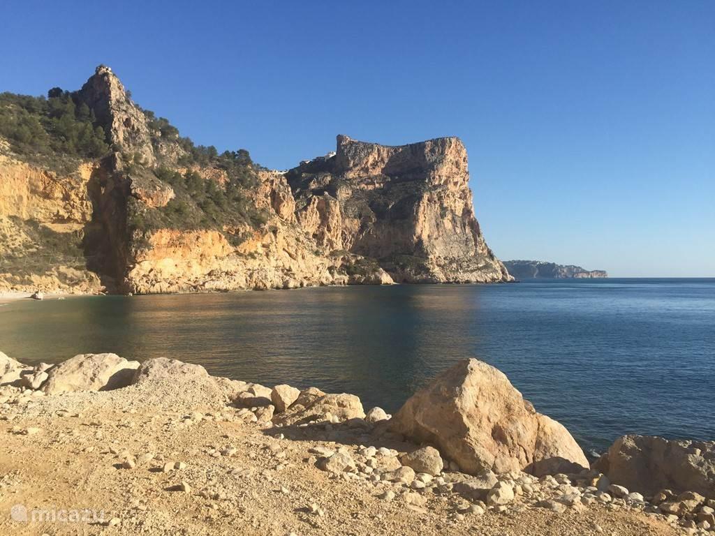 Prachtige stranden direct in de omgeving.