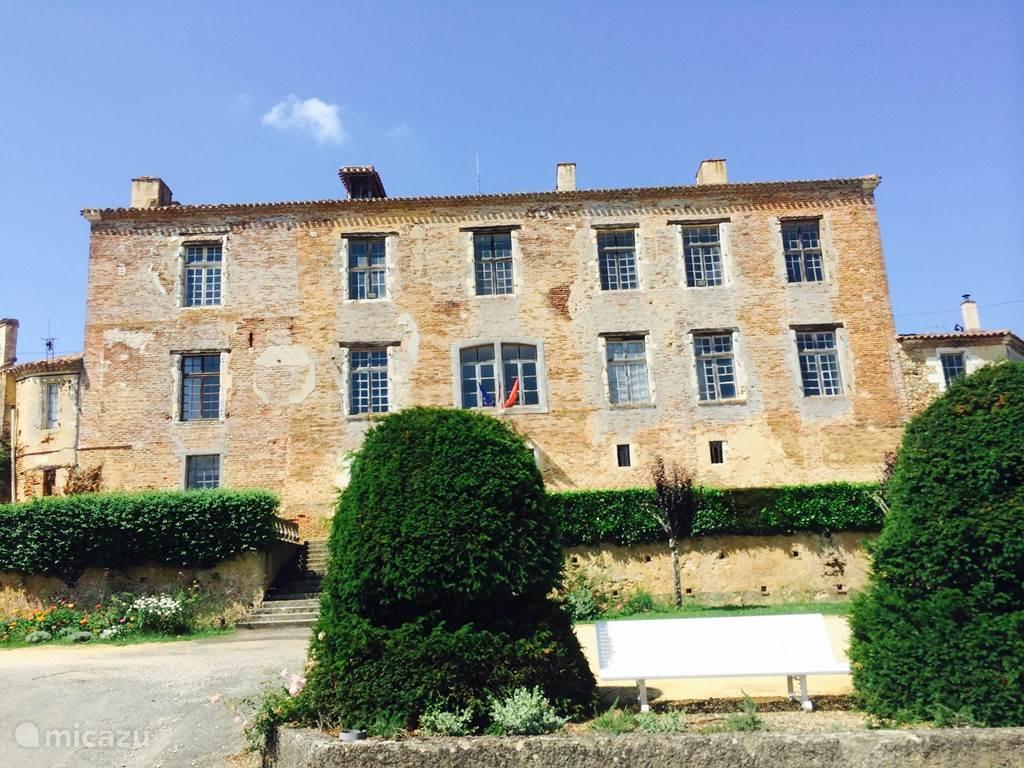 chateau Bascous