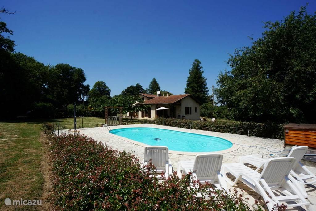 Vakantiehuis Frankrijk, Gers, Bascous bungalow Jouanlanne
