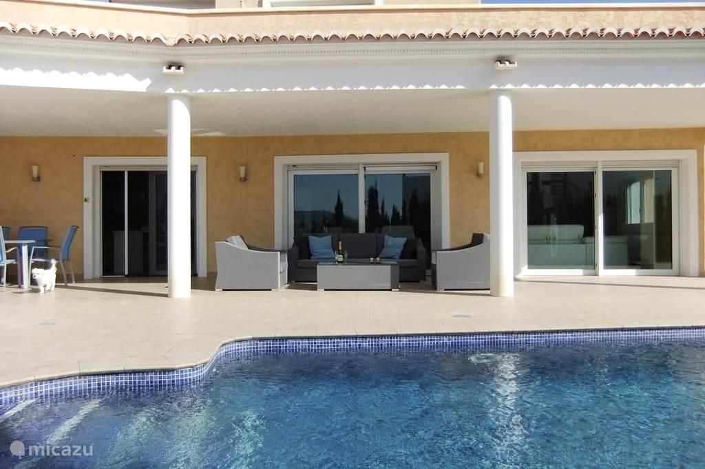 Vakantiehuis Spanje, Costa Blanca, Calpe Villa Casa Dylano