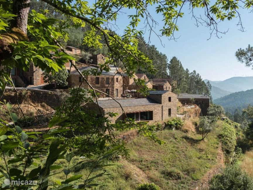 Vakantiehuis Portugal, Coimbra, Colmeal-Góis Vakantiehuis Casa da Figueira in ecodorp Loural