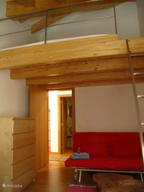 Mezzanine kamers